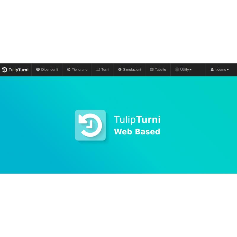 Software Turni Web per la pianificazione della turnazione