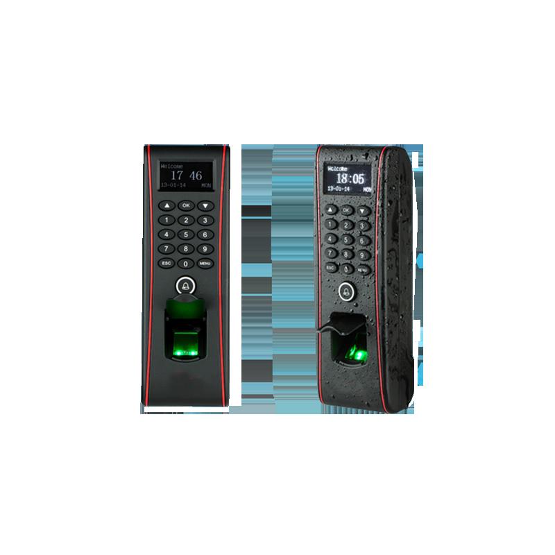 iClock 7 FP-RF Controllo Accessi e Rilevazione Presenze con protezione per esterno