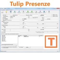 Software Tulip Gestione Presenze