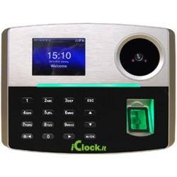 iClock 8 Palm terminale di rilevazione presenze con rinoscimento del palmo della mano a distanza