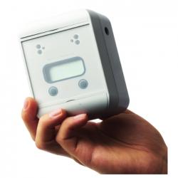 Concentratore con display 2 uscite digitali e collegamento wireless con i sensori
