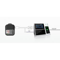 rilevare la temperatura corporea dai dispositivi di rilevazione presenze iClock