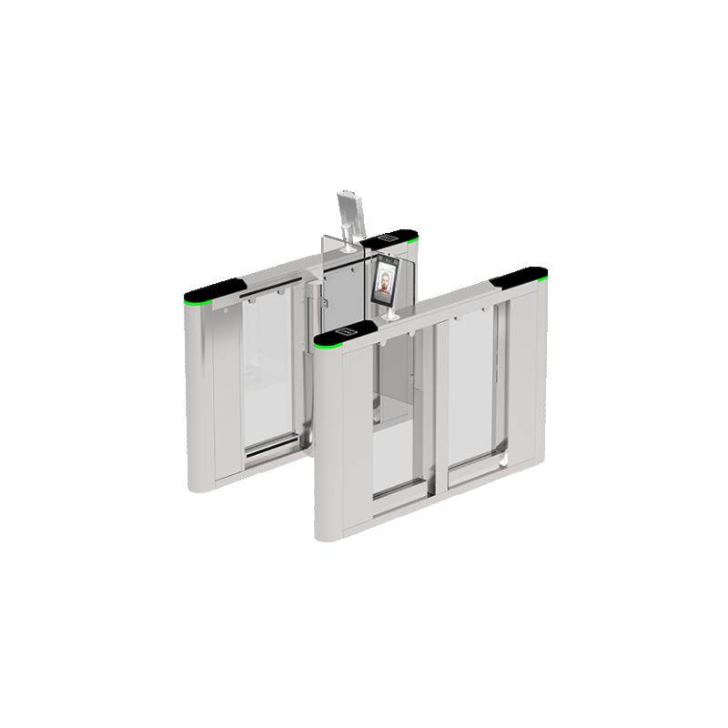 Tornello con termo-scanner per il controllo della Temperatura Corporea