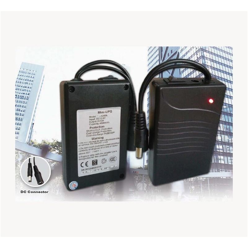 Batteria Mini UPS 12Vcc 4800mAh