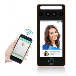 iClock Video Face: Rilevazione Presenze e videocitofono