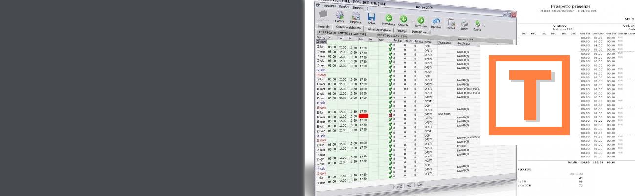 Software Tulip Presenze