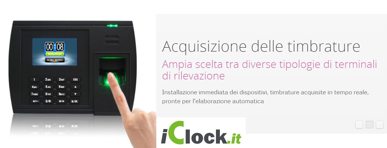 iClock ADMS Cloud timbrature
